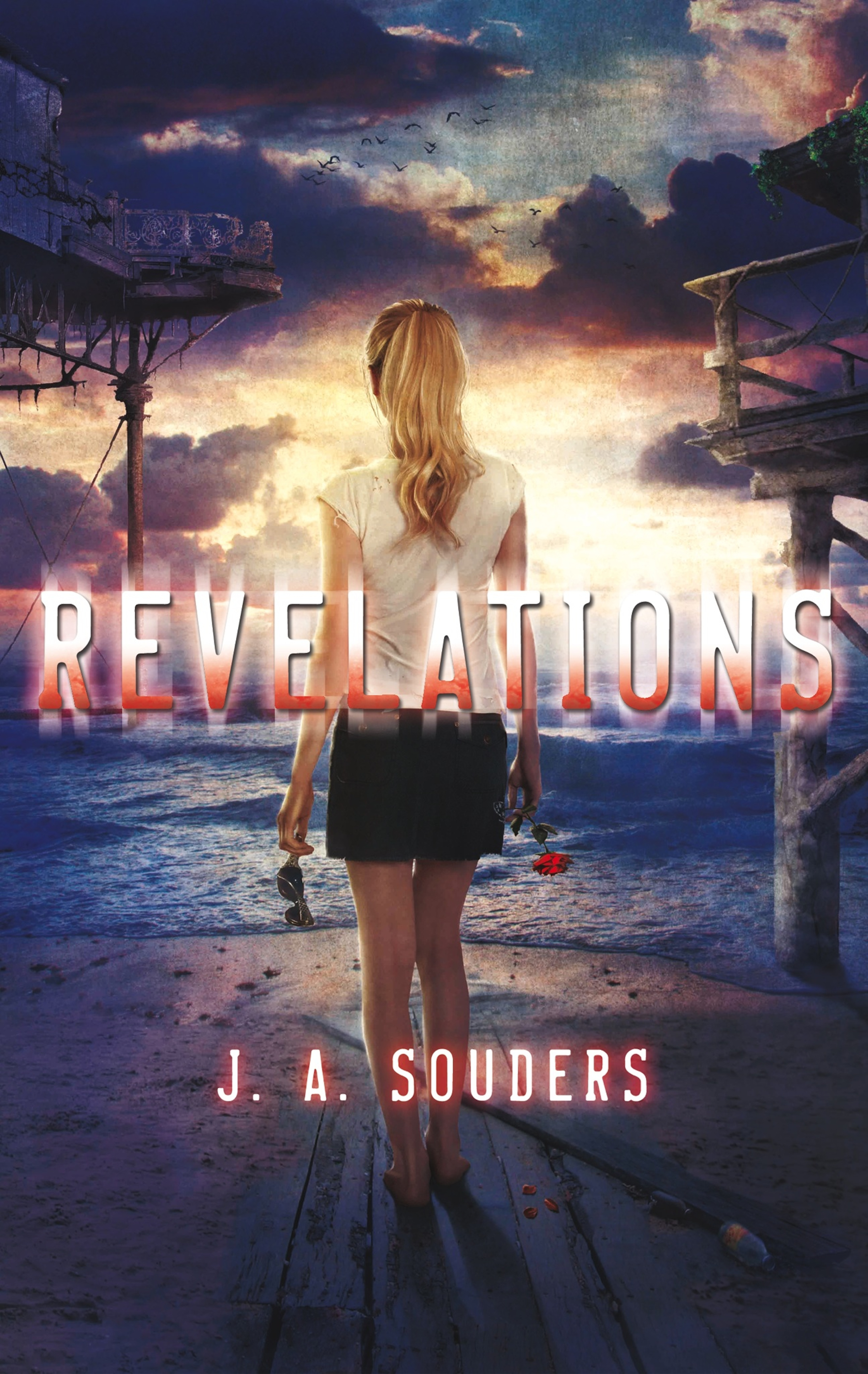 Revelations Cover